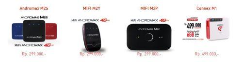 Harga Resmi Mini Wifi Andromax