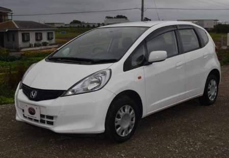 Honda Fit Japan