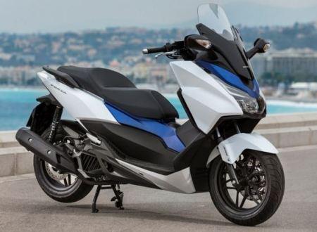 Honda Forza - Visordown