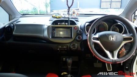 Dashboard Honda_Fit