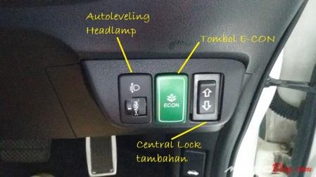 E-CON dan Autolevelling Headlamp Honda Fit