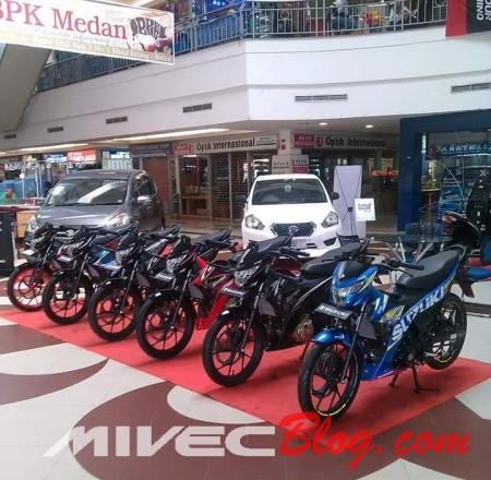 Suzuki Satria - Panbil Mall