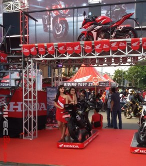 Launching New CBR150R Batam (7)