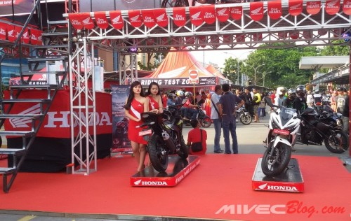 Launching All New CBR150R Batam