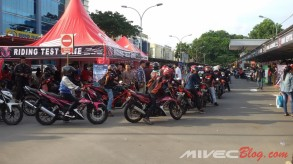 Launching New CBR150R Batam (9)