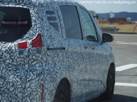 Honda Freed 2016 Spyshot4