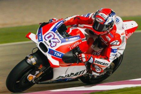 Winglet Ducati di Jerez