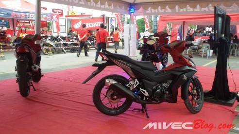 Launching Supra GTR 150 Batam
