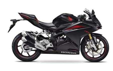 CBR250RR Anchor Grey Metallic