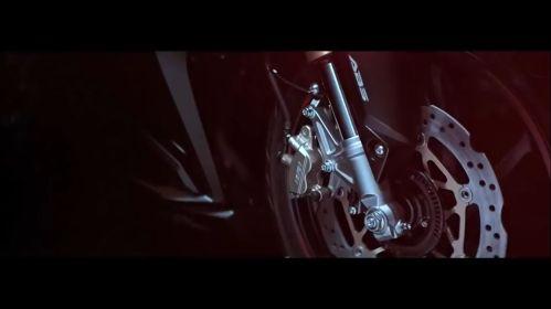 Teaser Honda CBR250RR - USD