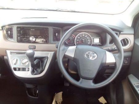 Toyota Calya - Dashboard