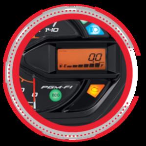 Eco Indicator All New Beat eSP