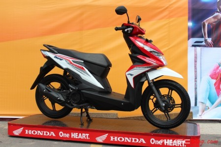 All New Honda Beat eSP