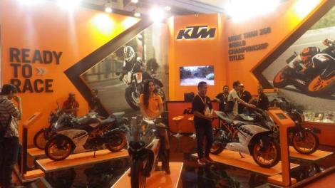 KTM Duke dan RC Series