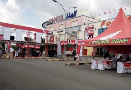 Pesta Beat di Panbil Mall Batam2