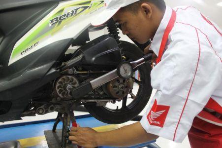 Mekanik Honda