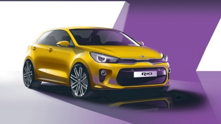 Bocoran KIA Rio 2017