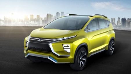 Mitsubishi XM Concept 2016