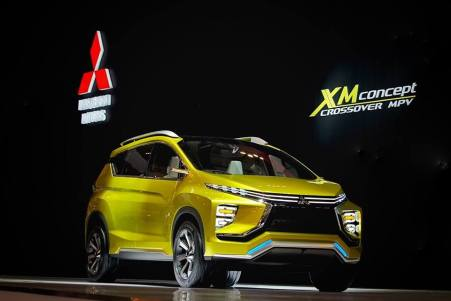 World Premiere XM Concept di GIIAS 2016