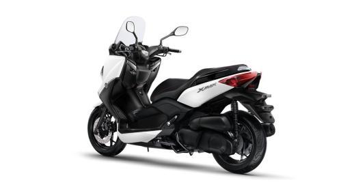Yamaha XMax 250 Eropa