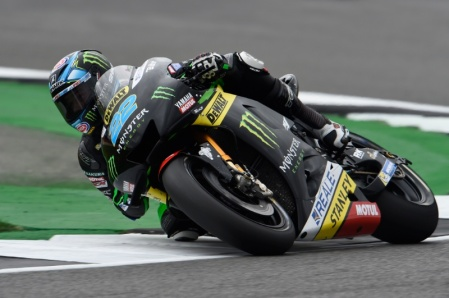 Alex Lowes - MotoGP