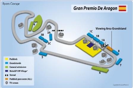 Aragon Circuit