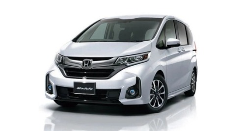 Bocoran Honda Freed 2017 Modulo