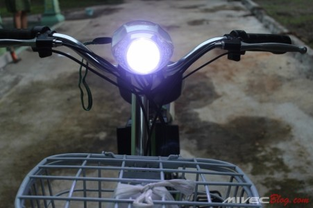 Lampu LED Selis