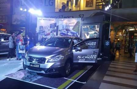 Launching S-Cross di batam (2)