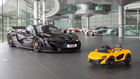 McLaren P1TM - Electric