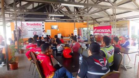 Coaching Clinic Trackday Honda Batam