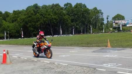 Trackday Honda Batam