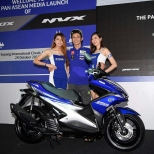 Yamaha Aerox/NVX 155 Resmi Dilaunching
