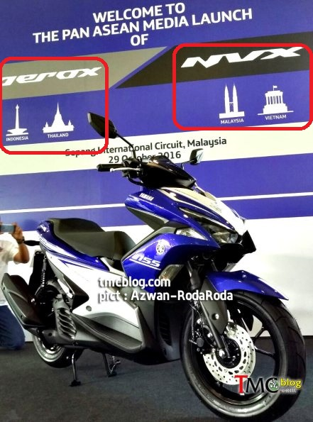 Yamaha NVX/Aerox 155