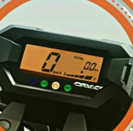 Speedometer Honda Beat Street - Full Digital & Simple