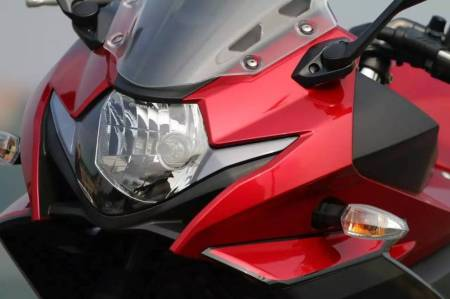 Headlamp GSX-250R belum LED