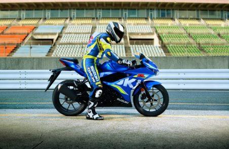 GSX-R125 Livery MotoGP Ecstar... Keren