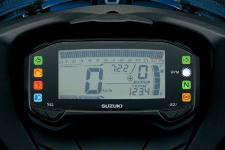 Panel Meter Full DIgital seperti pada Satria FI 150