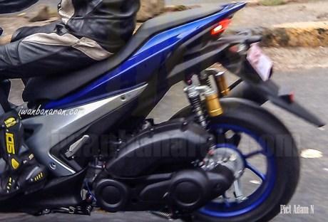 SpyshotSpyshot Yamaha NVX150 Indonesia