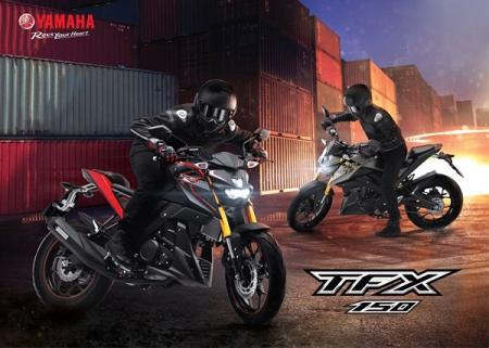 Yamaha TFX150 Vietnam