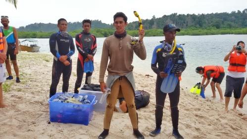 Pengenalan Alat Snorkeling