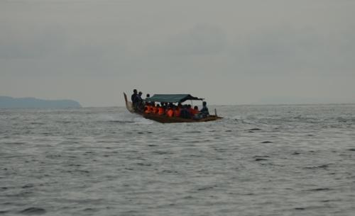 Perjalanan ke Pulau Dedap