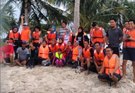 Snorkeling Seru di Perairan Pulau Abang Bareng Blogger Kepri dan Galang Bahari Wisata