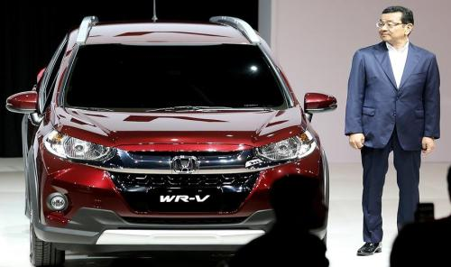 Honda WR-V World Premiere