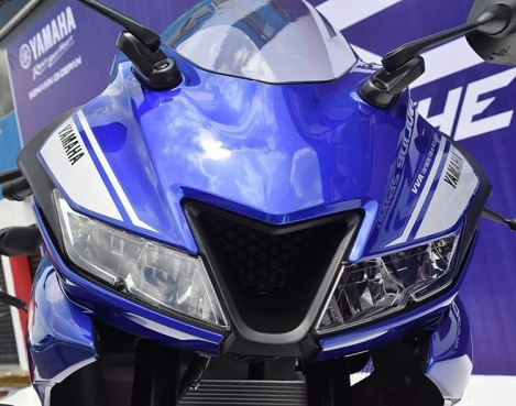 Headlamp All New R15