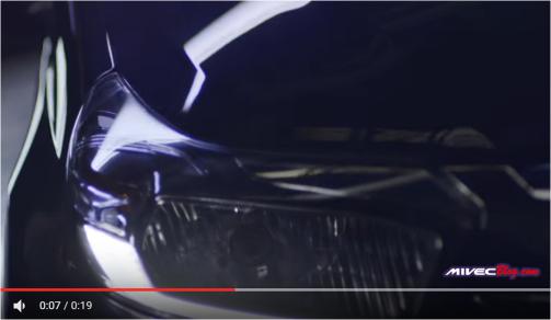 Headlamp Honda Mobilio Facelift 2017