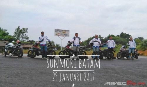 SUNMORI - Batam, 29 Januari 2017