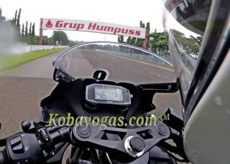 Top Speed GSX-R150 by kobayogas