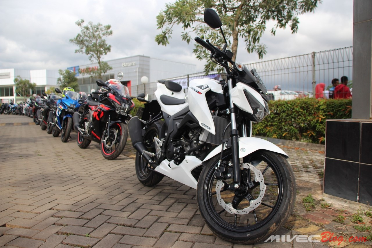 Suzuki Gsx S150 Modifikasi Headlamp Mivecblog Com