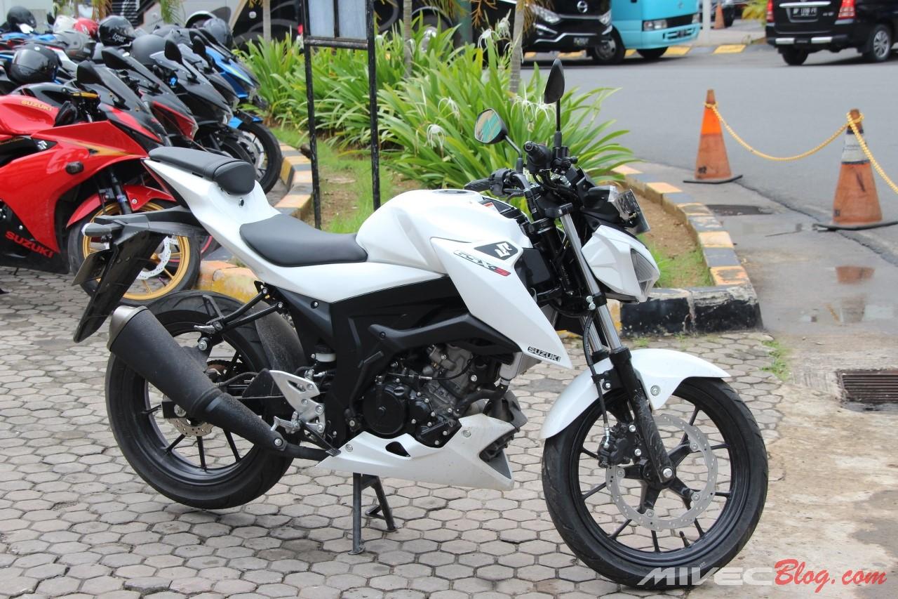 Mantab Penjualan Suzuki Gsx S150 Di Bulan Maret 2017 Kalahkan